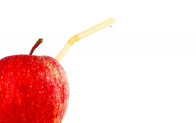 Een sappig onderwerp: verdunde appelsap voor kinderen met gastro-enteritis