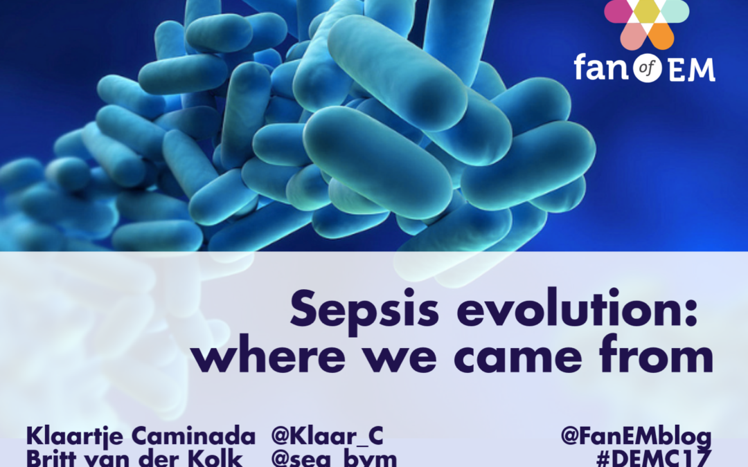 Podcast: Sepsis evolution – where we came from