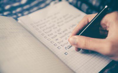 Fan of books – The seven habits of highly effective people – Eigenschap #3: Belangrijke zaken eerst